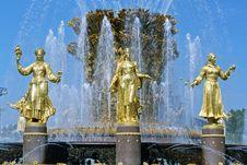 Free Fountain Royalty Free Stock Photo - 26926155