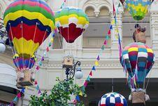 Free Hot Air Balloons Stock Image - 26926191