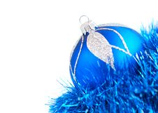 Free Christmas Bauble Royalty Free Stock Images - 26927889