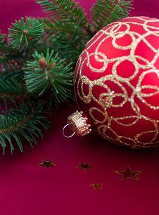 Free Christmas Decoration Royalty Free Stock Photos - 26927898