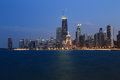 Free Partial View Of Chicago Skyline Royalty Free Stock Image - 26930226