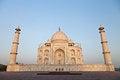 Free Taj Mahal In Sunrise Light Stock Image - 26930291