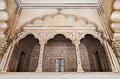 Free Many Arches Inside Red Fort Royalty Free Stock Images - 26930559