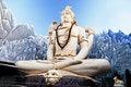 Free Shiva Statue Royalty Free Stock Image - 26931026