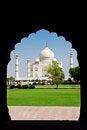 Free Taj Mahal, Agra Royalty Free Stock Image - 26931166