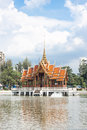 Free Traditional Thai Style Architecture Stock Images - 26939494