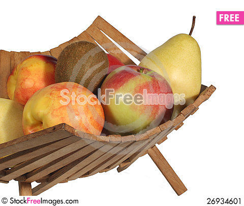Free Fruits In Summer Stock Image - 26934601