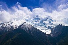 Free Himalayas Landscape, Nepal Stock Photo - 26930250