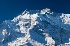 Free Annapurna Mountain, Himalaya Stock Images - 26930264