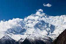 Free Annapurna Mountain, Himalaya Stock Images - 26930284