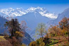 Free Himalayas Landscape, Nepal Stock Images - 26930374