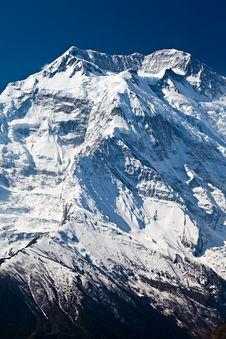 Free Annapurna Mountain, Himalaya Stock Image - 26930381
