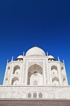 Free Taj Mahal, Agra Royalty Free Stock Photos - 26930448