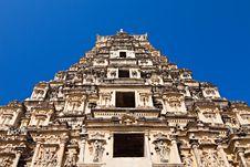 Free Virupaksha Temple, Hampi Stock Photography - 26930482