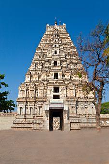 Free Virupaksha Temple, Hampi Stock Photo - 26930490