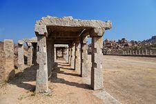 Free Pillars Of The Temple Stock Photos - 26930523
