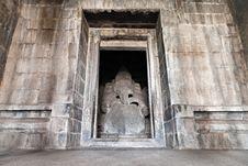 Free Kadalekalu Ganesha Temple Stock Image - 26930541