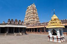 Free Virupaksha Temple, Hampi Royalty Free Stock Photography - 26930567