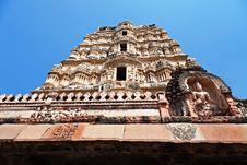 Free Detail Of Virupaksha Temple Stock Image - 26930571