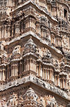 Free Detail Of Virupaksha Temple Stock Photos - 26930573