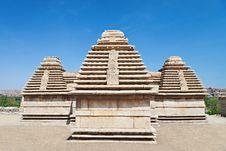 Free Virupaksha Temple, Hampi Royalty Free Stock Photography - 26930577