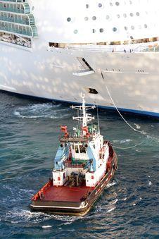 Cruise And Tug
