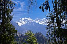 Free Himalayas Landscape, Nepal Royalty Free Stock Photography - 26930727