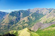 Free Tamil Nadu Mountains Royalty Free Stock Photo - 26930755
