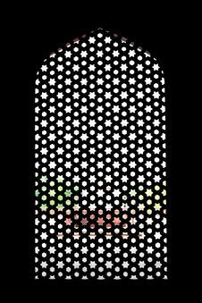 Free Pattern On Humayuns Tomb Stock Images - 26931034