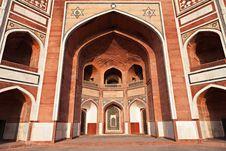Free Humayun S Tomb Stock Image - 26931051