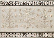 Free Detail Of Decorating The Taj Mahal Stock Image - 26931131