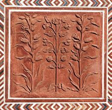 Free Detail Of Decorating The Taj Mahal Stock Photos - 26931133