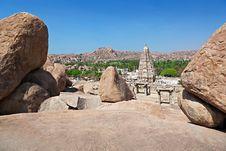 Free Virupaksha Temple, Hampi Stock Images - 26931264