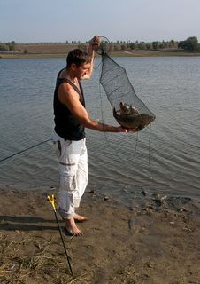 Free Fisherman Stock Photography - 26932682