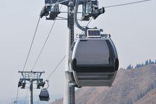 Gondola Lift Stock Images