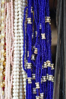 Free Indian Beads Royalty Free Stock Images - 26939309