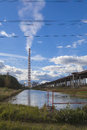Free Power Plant Stock Photography - 26946582