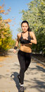 Free Female Athlete Jogging Stock Photos - 26949383