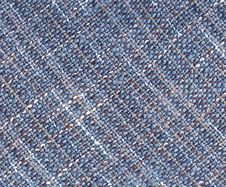 Free Blue Woolen Textured Background. Stock Photography - 26947762
