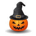 Free Pumpkin And Hat Stock Image - 26951301