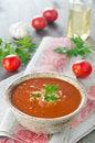 Free Tomato Soup Stock Photography - 26952432