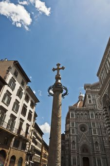 Free St. Maria Novella Stock Photo - 26951620