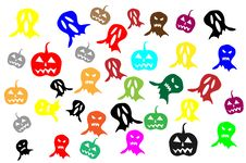 Free Halloween Background Stock Images - 26951844