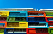 Free Colorful Houses Stock Photos - 26952433