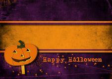 Free Halloween Greeting Card. Stock Image - 26953501