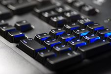 Free Numeric Keyboard Stock Photography - 26954712
