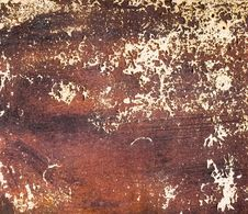 Free Rust And Paint Background Royalty Free Stock Images - 26958419