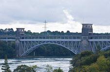 Free Britannia Bridge, North Wales Royalty Free Stock Image - 26959076
