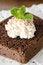 Free Piece Of Chocolate Cake Royalty Free Stock Image - 26952206