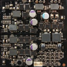 Circuit Stock Image